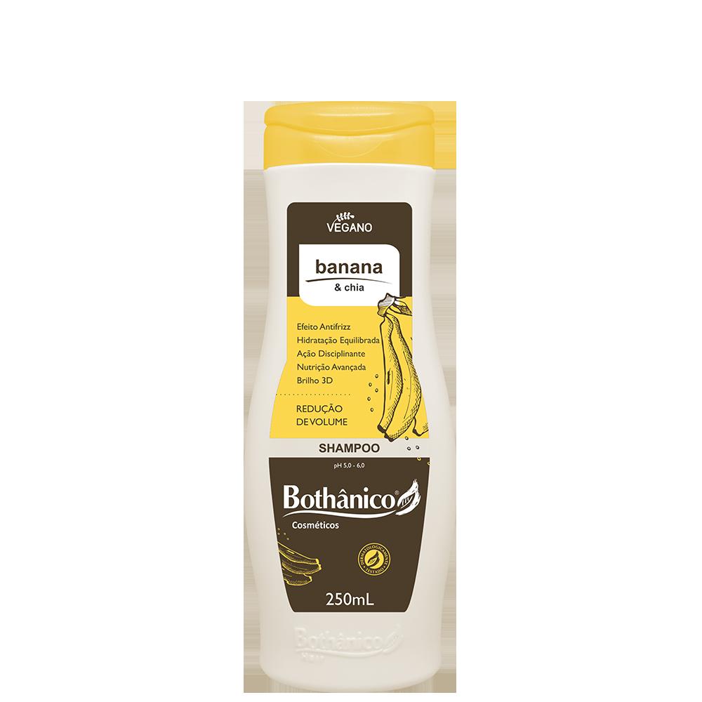 Shampoo Banana & Chia 250mL