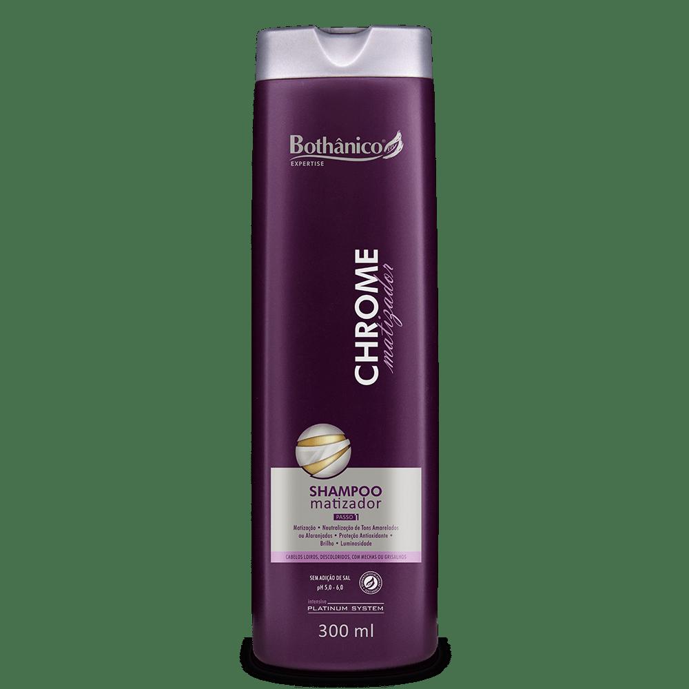 Shampoo Chrome Matizador 300mL