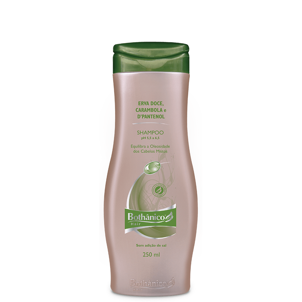 Shampoo Erva Doce 250mL