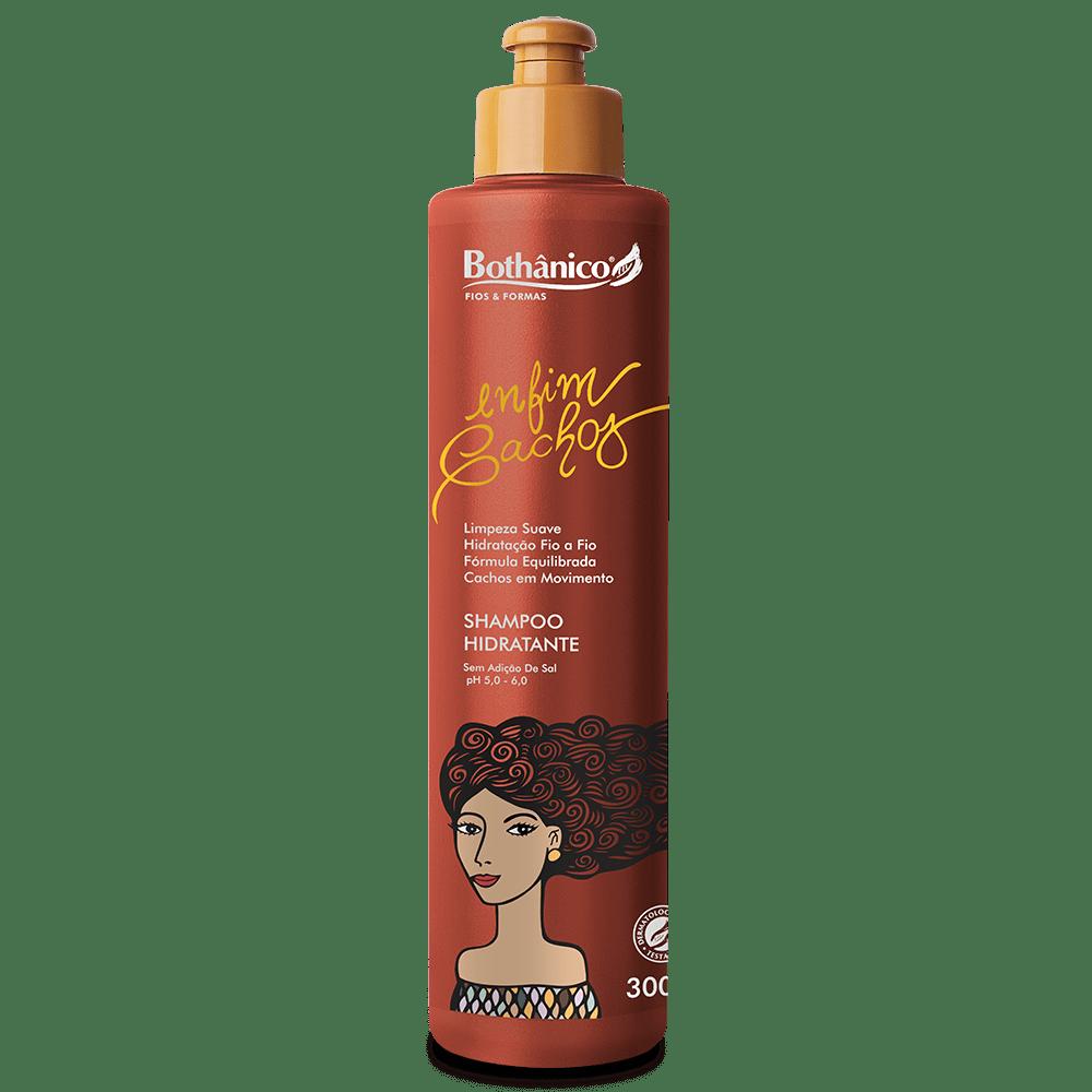 Shampoo Hidratante Enfim Cachos 300mL