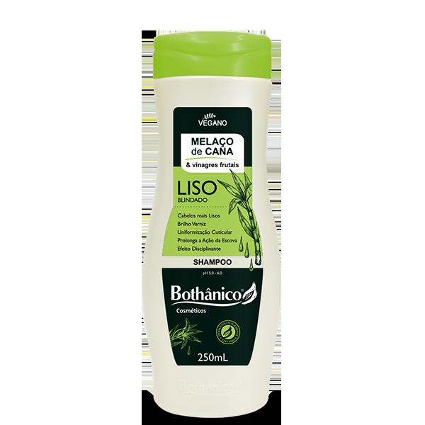 Shampoo Melaço de Cana e Vinagres Frutais 250mL