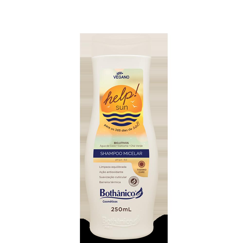 Shampoo Micelar Help! Sun 250mL