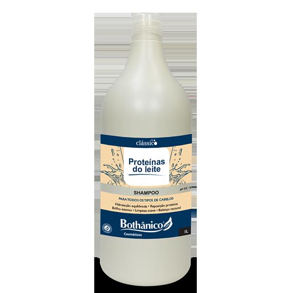 Shampoo Proteínas Do Leite 1L