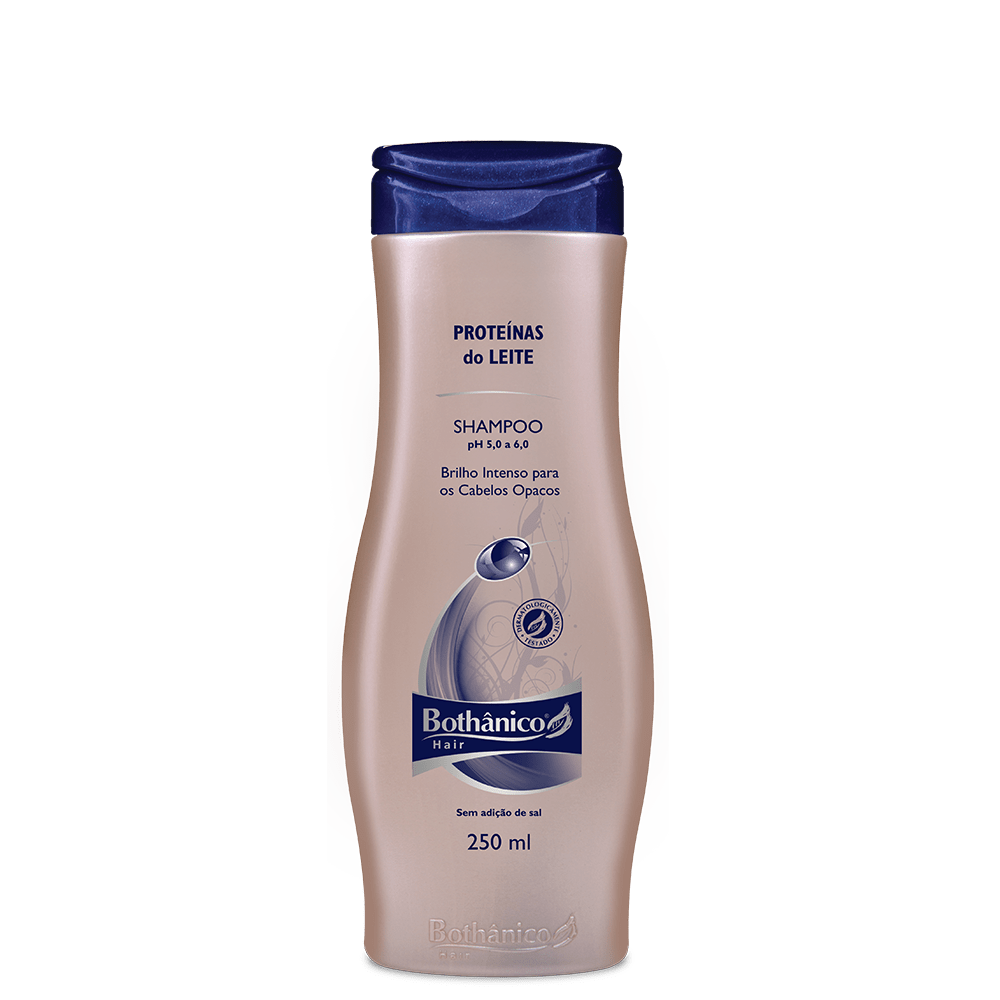 Shampoo Proteínas Do Leite 250mL