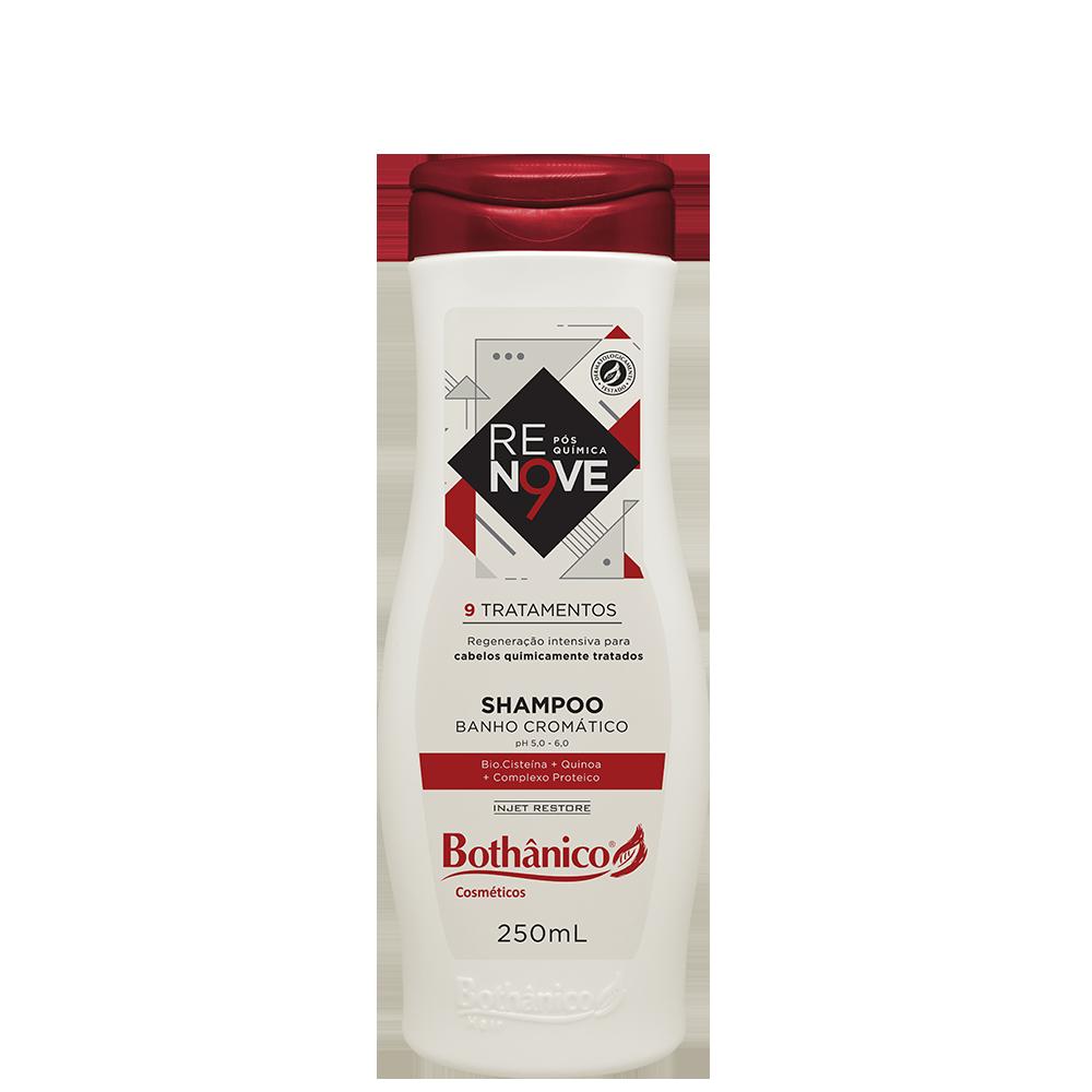 Shampoo Renove Pós Química 250mL
