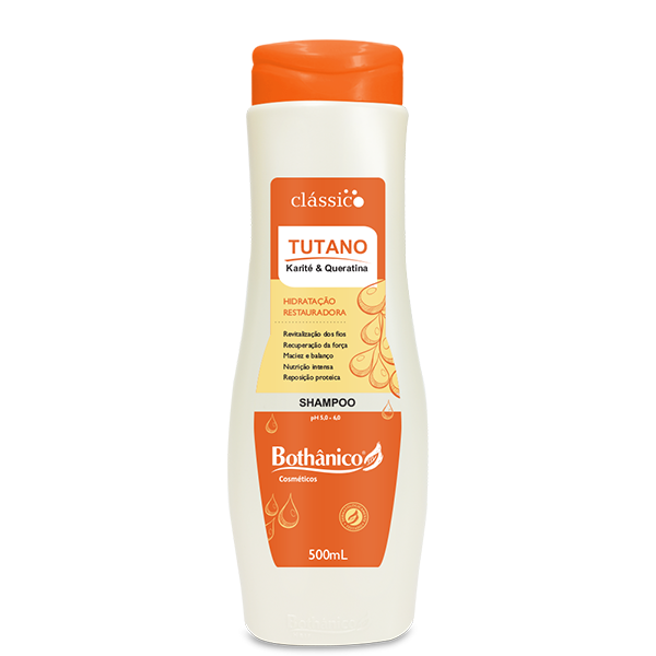 Shampoo Tutano 500mL
