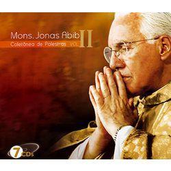 Coletânea de palestras Monsenhor Jonas Abib - Vol. II em CD