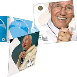 Coletânea de palestras Monsenhor Jonas Abib - Vol. I em CD