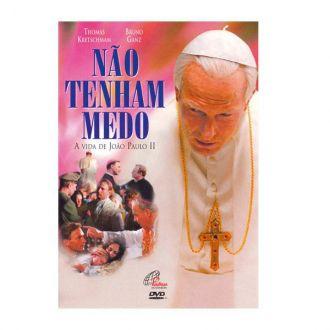 Filme Não tenham medo - a vida de João Paulo II