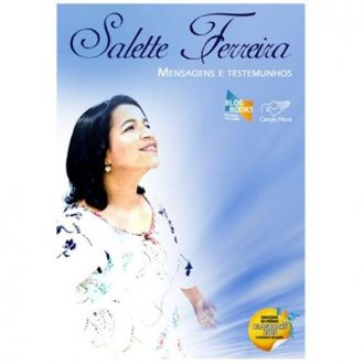 Livro Blog Salette Ferreira - mensagens e testemunhos