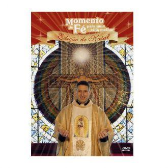 DVD Momento de Fé para uma Vida Melhor: Edição de Natal - Padre Marcelo Rossi