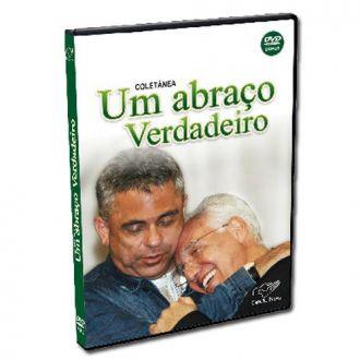 DVD Um abraço verdadeiro - Mons. Jonas Abib e Pe. Léo