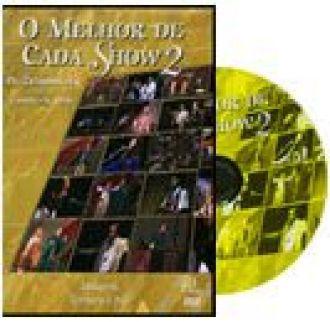DVD O Melhor de cada show 2 - Padre Zezinho e Cantores de Deus