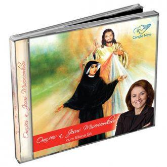 Orações a Jesus Misericordioso - Eliana Sá (CD)