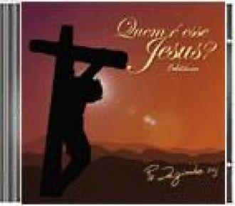 CD Quem é esse Jesus? coletânea - Pe. Zezinho