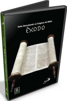 DVD SERIE DESVELANDO OS ENIGMAS DA BIBLIA - EXODO