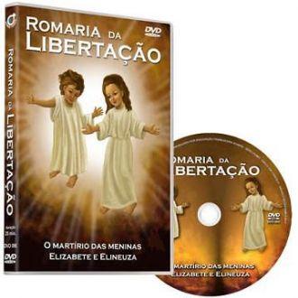 DVD ROMARIA DA LIBERTAÇÃO