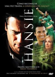 DVD HANSIE - UMA HISTÓRIA REAL
