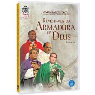 DVD DUPLO - REVESTI-VOS DA ARMADURA DE DEUS