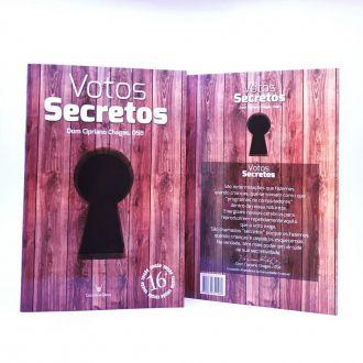Livro Votos Secretos: Como Identifica-los? - Dom Cipriano Chagas, OSB