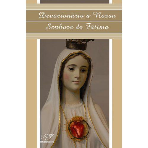 Devocionario a Nossa Senhora de Fatima