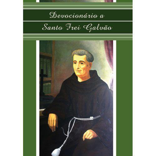 Devocionario a Frei Galvao