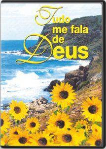 DVD TUDO ME FALA DE DEUS