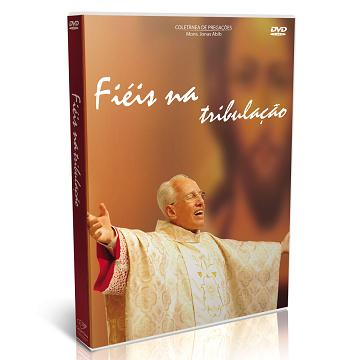 DVD COLETANEA FIEIS NA TRIBULACAO - MONSENHOR JONAS ABIB