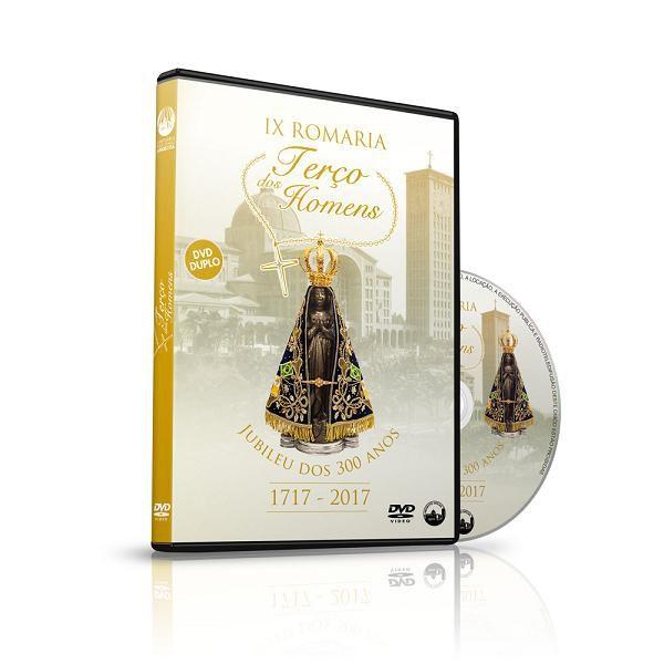 DVD TERÇO DOS HOMENS 2017