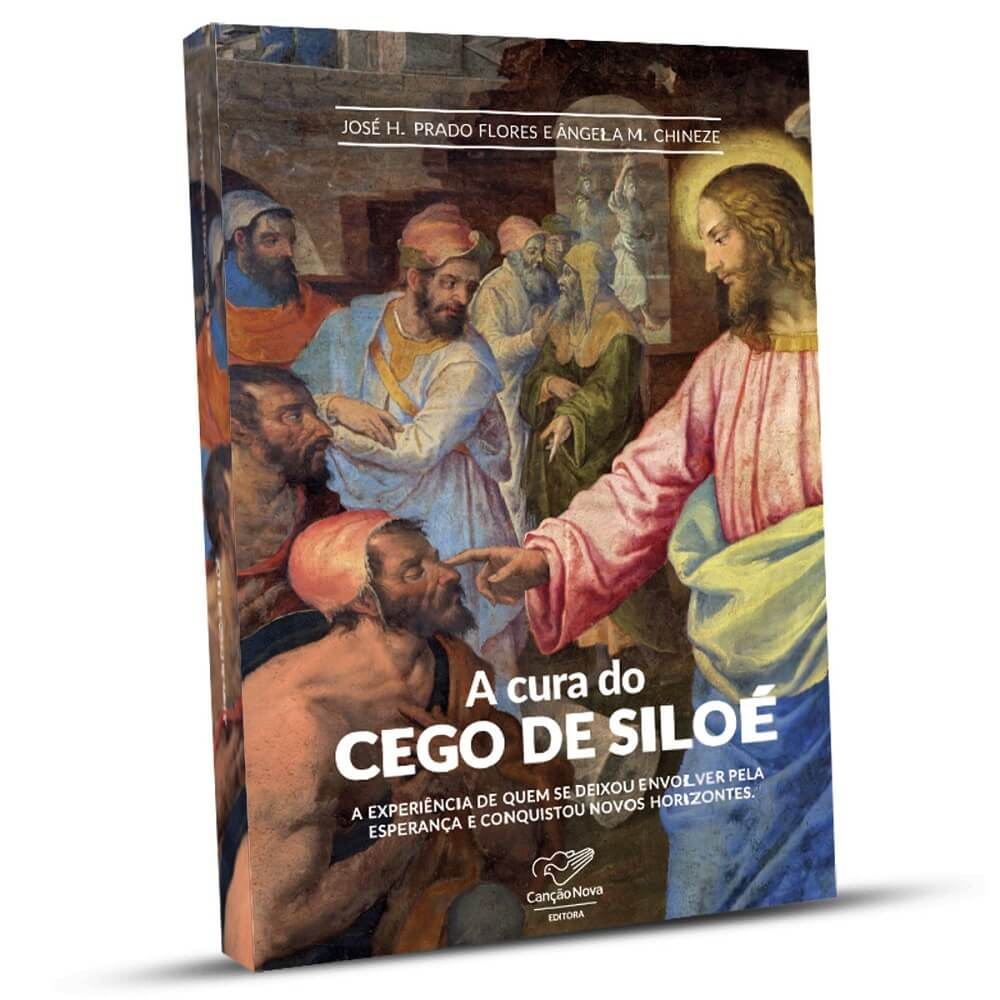 A Cura do Cego de Siloé Código - José H. Prado Flores