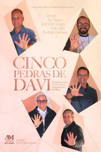 LIVRO CINCO PEDRAS DE DAVI: HISTÓRIAS REAIS DE FÉ E AMOR PELA MISSÃO CATÓLICA