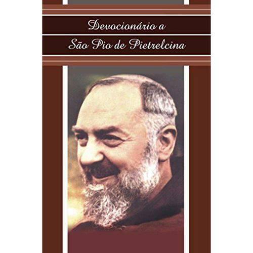 Devocionário a São Padre Pio de Pietrelcina - Editora Canção Nova
