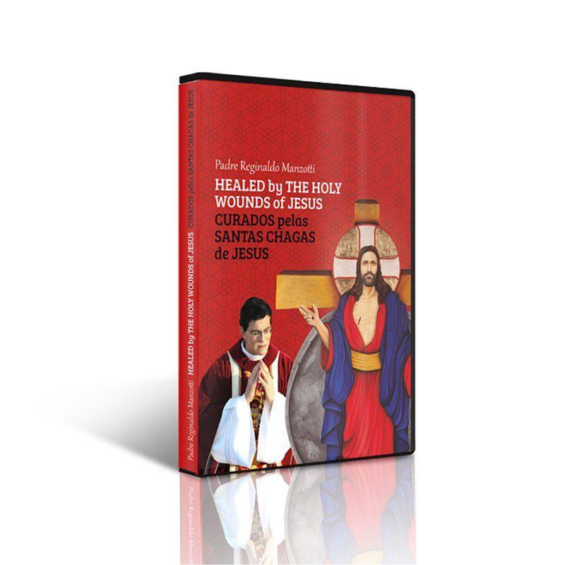 DVD Santas Chagas de Jesus