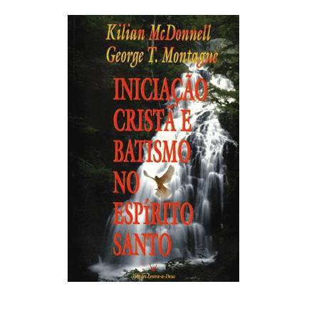 Livro Iniciacao Crista e Batismo no Espirito Santo: Devoção Publica - Kilian McDonnell e George T. Montagne