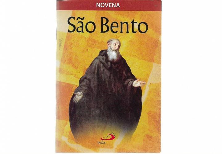 LIVRETO NOVENA A SAO BENTO