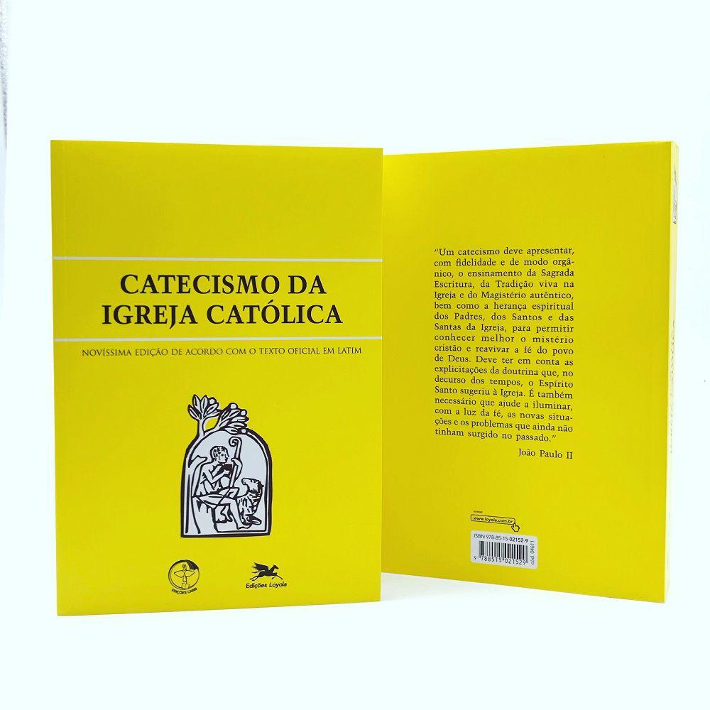 Catecismo da Igreja Católica Grande