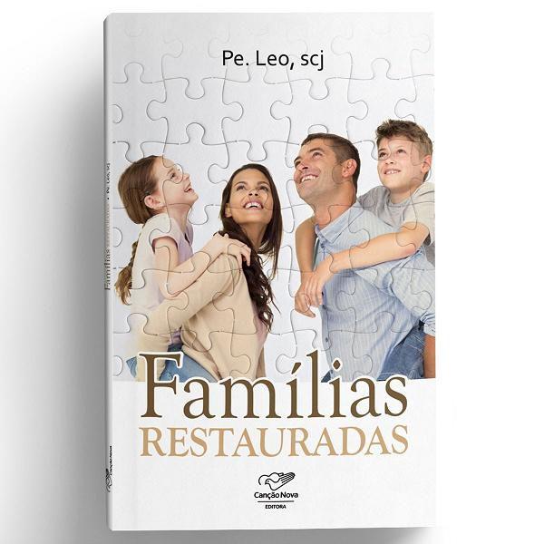 LIVRO FAMILIAS RESTAURADAS - PADRE LEO