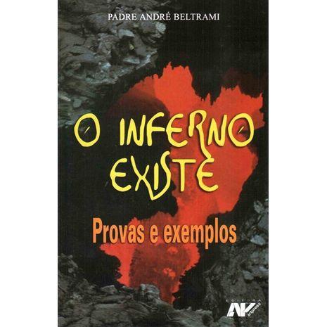 O Inferno existe - Pe Andre Beltrami