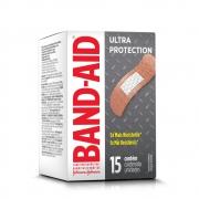 Curativos BAND AID Ultra Protection 15 unidades