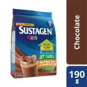 Kit c/ 12 Sustagen Kids Chocolate 190g