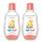 Kit c/ 2 Shampoo Giby Giovanna Baby 200 ml