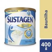 Kit c/ 3 Sustagen NE 400g Baunilha