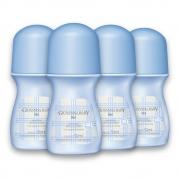 Kit c/ 5 Desodorante Rollon Giovanna Baby Blue 50ml