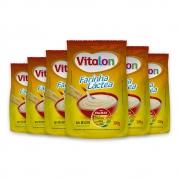 Kit c/ 6 Farinha Láctea Sachet Vitalon 200 g