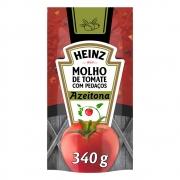 Molho De Tomate Heinz Azeitona 340g