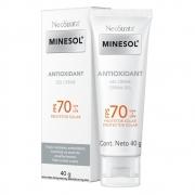 Protet Solar Facial Neostrata Minesol Antioxidant FPS70 40g