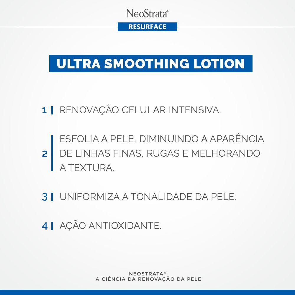Antienvelhecimento Neostrata Ultra Smoothing Lotion 200ml