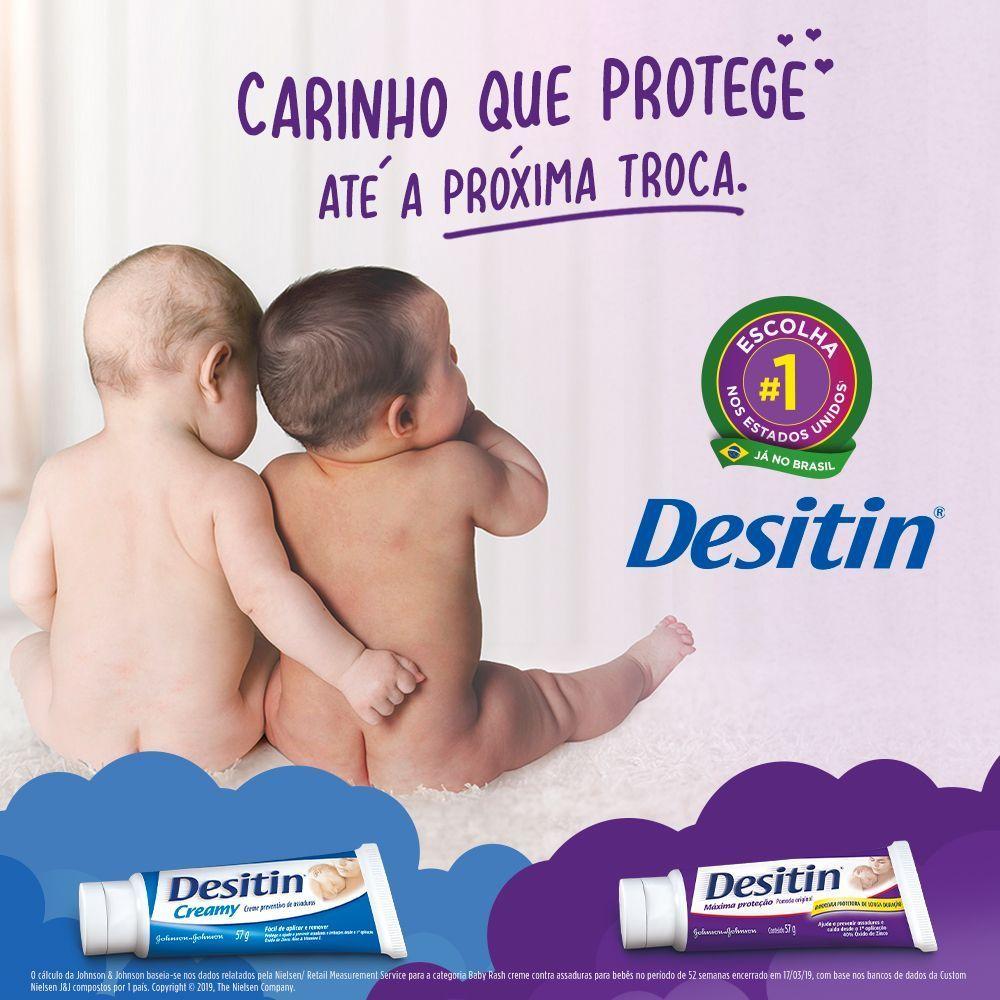 Creme Preventivo de assaduras DESITIN 113g