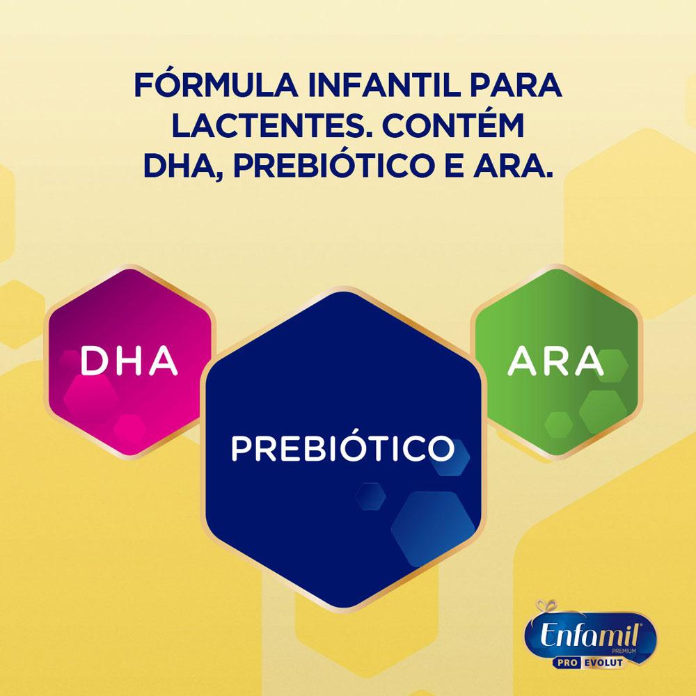Fórmula Infantil Enfamil Premium 1 - 800g