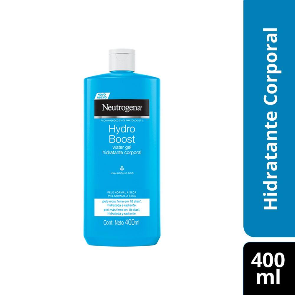 Gel Hidratante Corporal Neutrogena Hydro Boost Body 400Ml